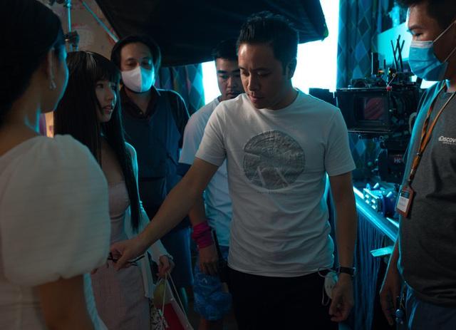 Trúc Anh, Salim và Amee nuôi búp bê hắc ám trong phim kinh dị của Victor Vũ - Ảnh 4.