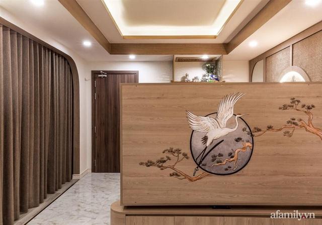 Căn hộ 75m² ghi điểm với thiết kế phong cách Nhật tinh tế có chi phí hoàn thiện 400 triệu đồng ở Sài Gòn - Ảnh 4.