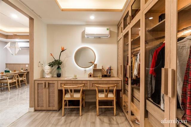 Căn hộ 75m² ghi điểm với thiết kế phong cách Nhật tinh tế có chi phí hoàn thiện 400 triệu đồng ở Sài Gòn - Ảnh 5.