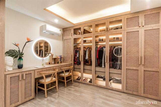 Căn hộ 75m² ghi điểm với thiết kế phong cách Nhật tinh tế có chi phí hoàn thiện 400 triệu đồng ở Sài Gòn - Ảnh 6.