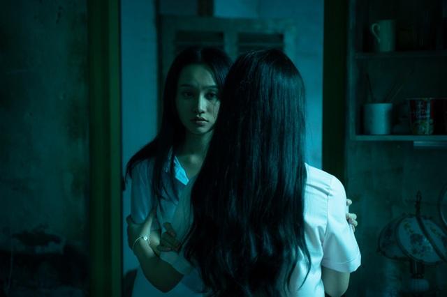 Trúc Anh, Salim và Amee nuôi búp bê hắc ám trong phim kinh dị của Victor Vũ - Ảnh 7.