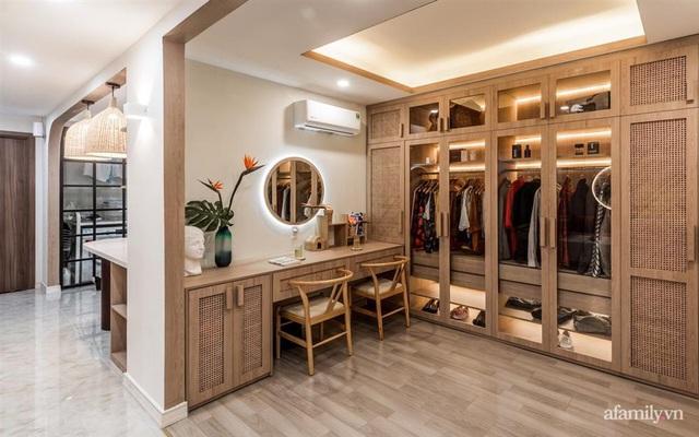 Căn hộ 75m² ghi điểm với thiết kế phong cách Nhật tinh tế có chi phí hoàn thiện 400 triệu đồng ở Sài Gòn - Ảnh 7.