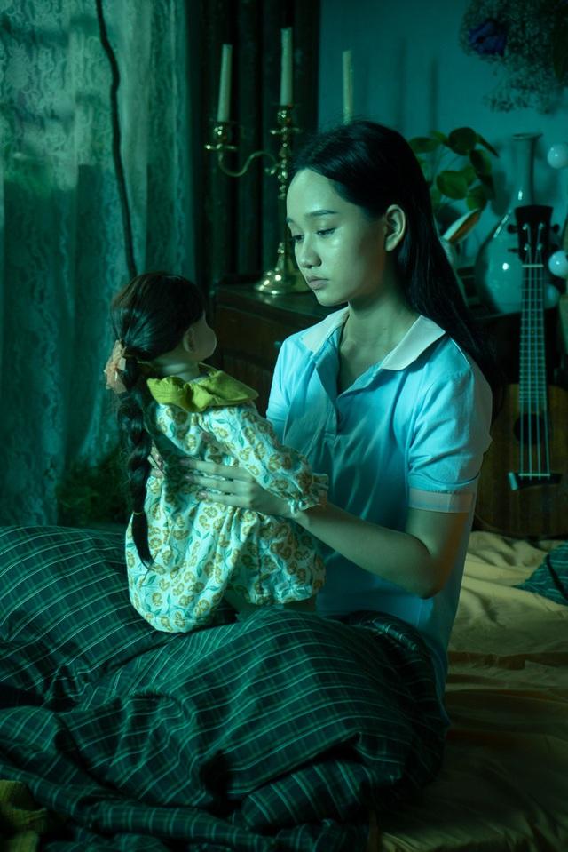 Trúc Anh, Salim và Amee nuôi búp bê hắc ám trong phim kinh dị của Victor Vũ - Ảnh 8.