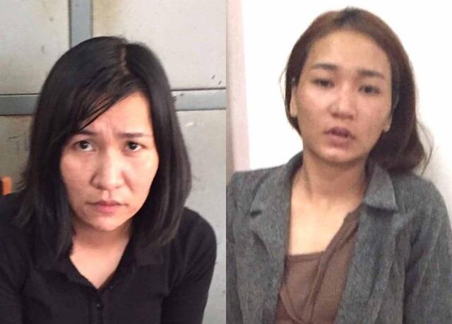Hai chị em đi cướp để có tiền mua ma túy - Ảnh 1.