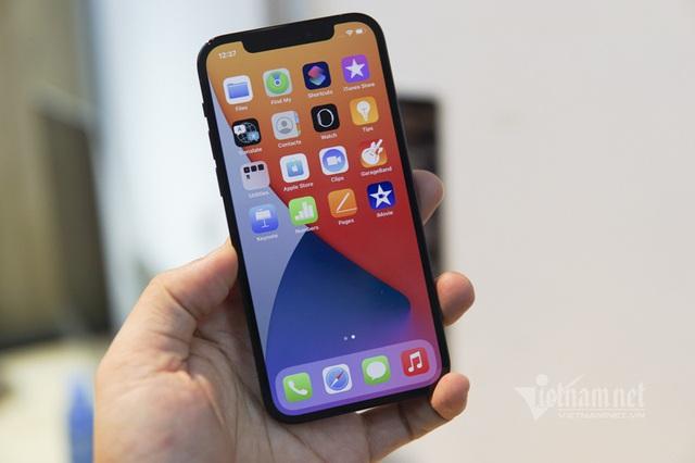 Trên tay iPhone 12 Pro tại Việt Nam: Bản màu xanh tuyệt đẹp - Ảnh 8.