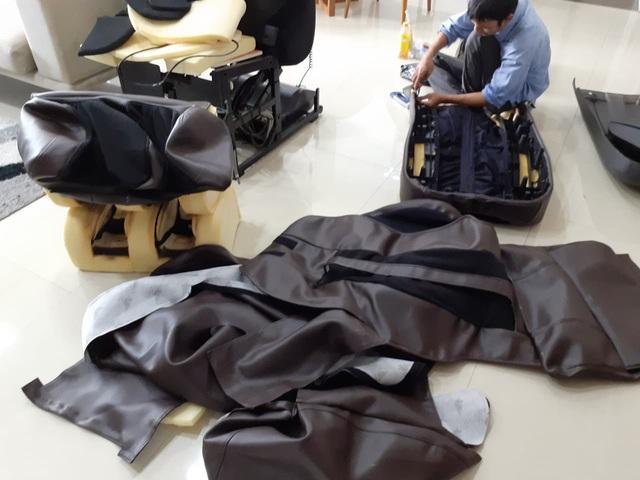 Kinh nghiệm gọi thợ sửa ghế massage và máy chạy bộ khi cần - Ảnh 1.