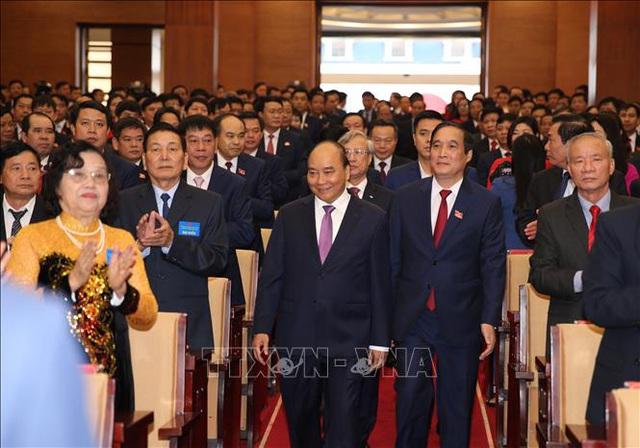 Thủ tướng dự Đại hội đại biểu Đảng bộ tỉnh Phú Thọ lần thứ XIX  - Ảnh 2.