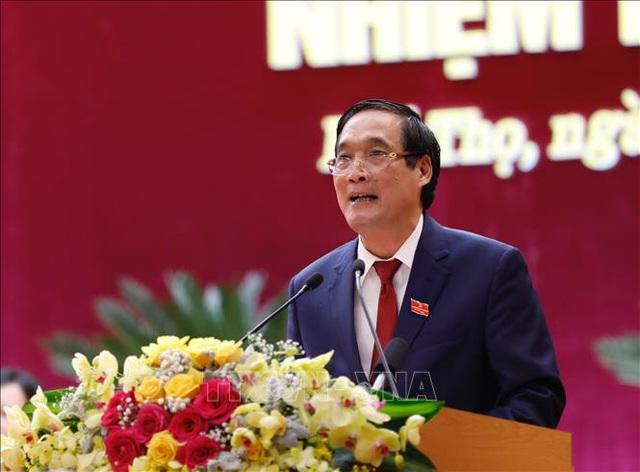 Thủ tướng dự Đại hội đại biểu Đảng bộ tỉnh Phú Thọ lần thứ XIX  - Ảnh 7.