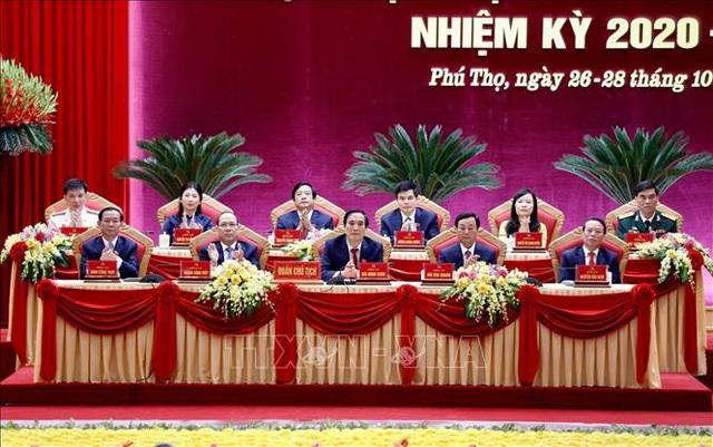 Thủ tướng dự Đại hội đại biểu Đảng bộ tỉnh Phú Thọ lần thứ XIX  - Ảnh 8.