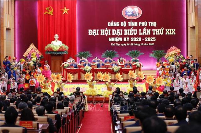Thủ tướng dự Đại hội đại biểu Đảng bộ tỉnh Phú Thọ lần thứ XIX  - Ảnh 9.