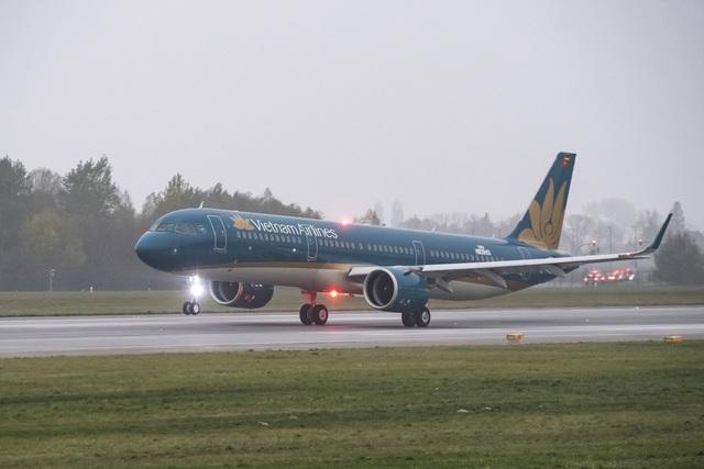 Hàng không Việt Namphát công điện khẩn ứng phó với siêu bão số 9 - Ảnh 3.
