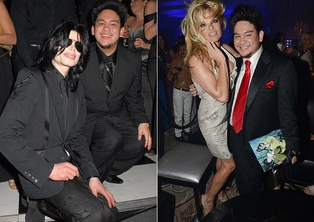 Hoàng tử quá cố của Brunei thích giao du với sao Hollywood - Ảnh 2.