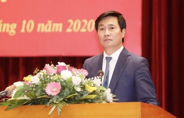 Quảng Ninh: Điều động Thứ trưởng Bộ Xây dựng về Quảng Ninh làm Phó Bí thư tỉnh  - Ảnh 2.