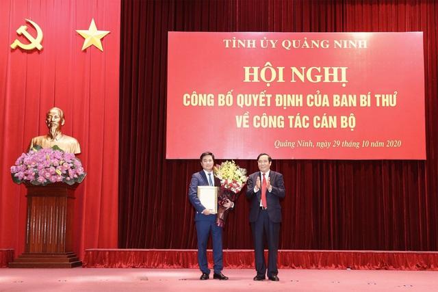 Quảng Ninh: Điều động Thứ trưởng Bộ Xây dựng về Quảng Ninh làm Phó Bí thư tỉnh  - Ảnh 1.