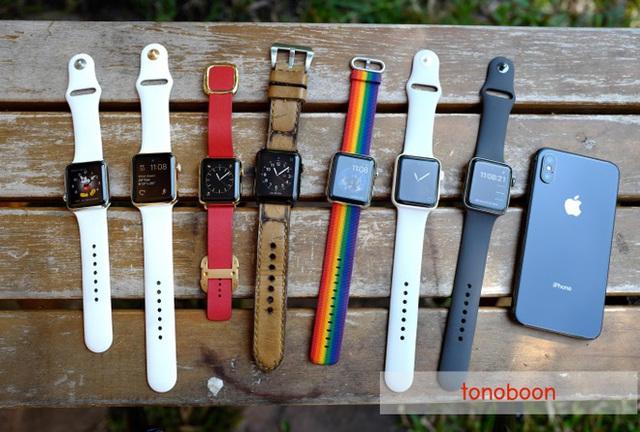 Ra mắt được 6 năm, tại sao thiết kế Apple Watch vẫn không đổi? - Ảnh 1.