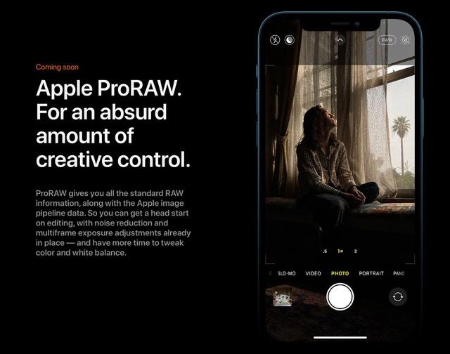 Những tính năng trên iPhone 12 Pro Max mà người dùng không thể bỏ qua - Ảnh 3.