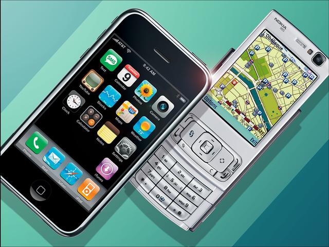 Nhìn lại đối thủ của iPhone đời đầu - Ảnh 4.