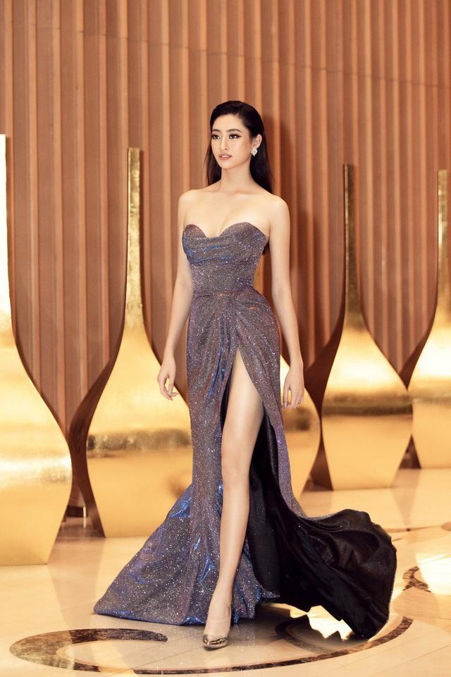 Vòng 1 ăn đứt đàn chị, Hoa hậu 2K còn là nàng thơ của NTK Việt nhờ đôi chân 1,22m - Ảnh 19.
