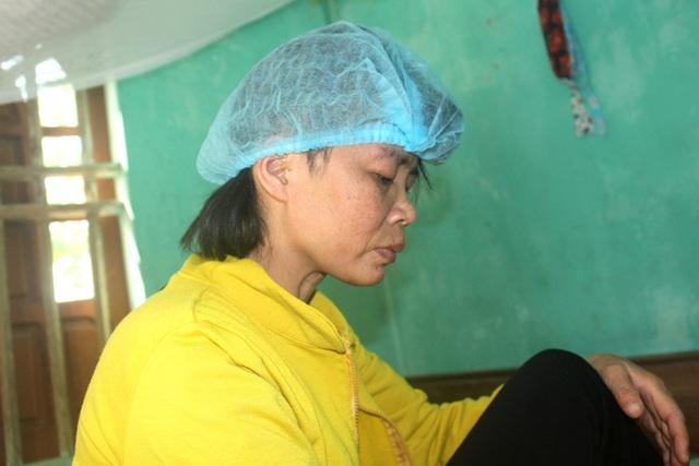 Cuộc đời bất hạnh và câu nói ám ảnh của người phụ nữ nghèo mắc bệnh u não ở Hải Dương - Ảnh 2.