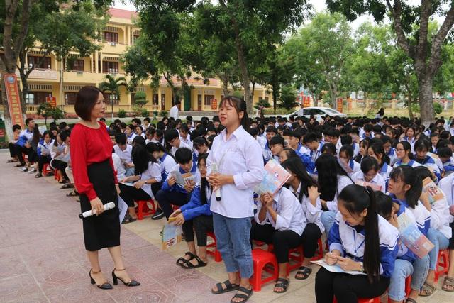 Thanh Hóa: Tăng cường trang bị kiến thức về sức khỏe sinh sản cho học sinh phổ thông - Ảnh 2.