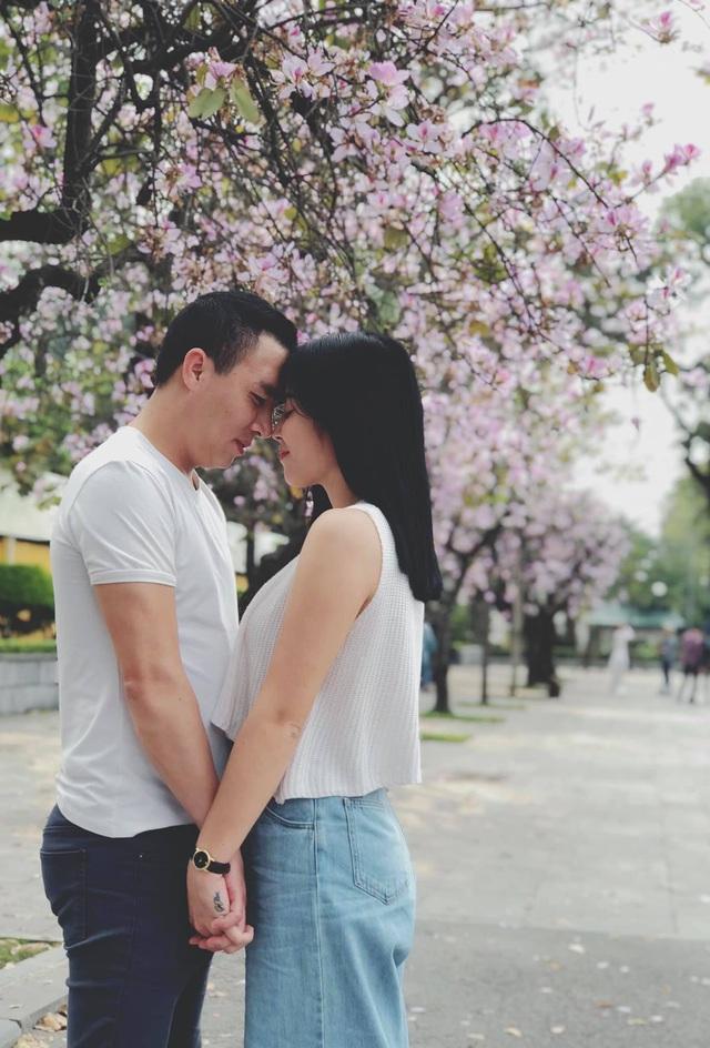 Khoảnh khắc lãng mạn của vợ chồng MC Hoàng Linh VTV - Ảnh 12.
