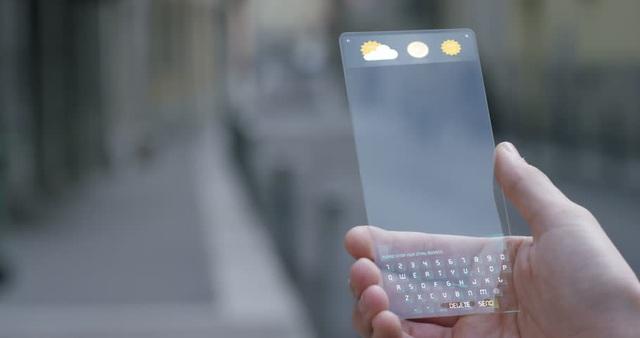 Những mẫu smartphone lạ lùng từng xuất hiện - Ảnh 6.