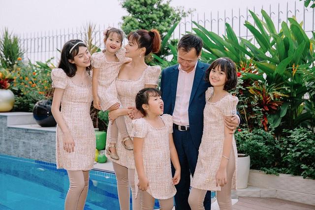 Vũ Thu Phương: Ông xã thích sự trìu mến và tình cảm của những cô con gái - Ảnh 6.