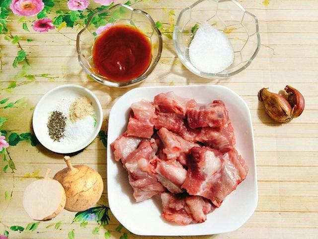 Loại củ rẻ bèo bán đầy chợ không ngờ lại thành món ngon xuất sắc, ăn vào da còn trắng trẻo, hồng hào - Ảnh 2.