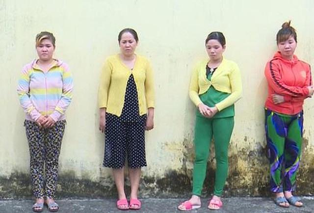 Bắt 6 người trong vụ bố chồng cùng con dâu đi đánh ghen - Ảnh 3.