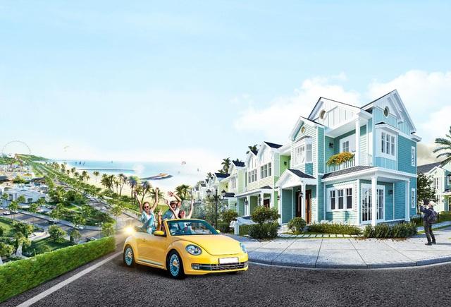 """Second home biển Phan Thiết """"lọt mắt xanh"""" nhà đầu tư phía Bắc - Ảnh 1."""