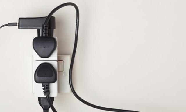 Cách để tránh làm quá tải ổ cắm điện trong nhà - Ảnh 4.