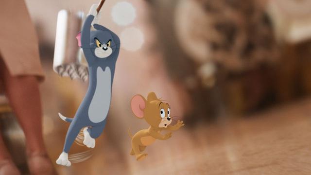 Mèo Tom và chuột Jerry du ngoạn New York trong phim mới - Ảnh 1.