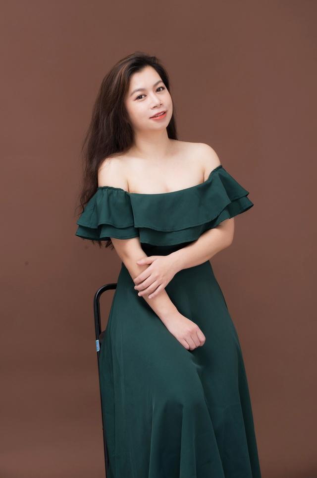 Ca sỹ Opera, giảng viên thanh nhạc Hương Diệp: Mong sẽ có nhiều thế hệ học trò là ca sỹ của nhân dân - Ảnh 3.