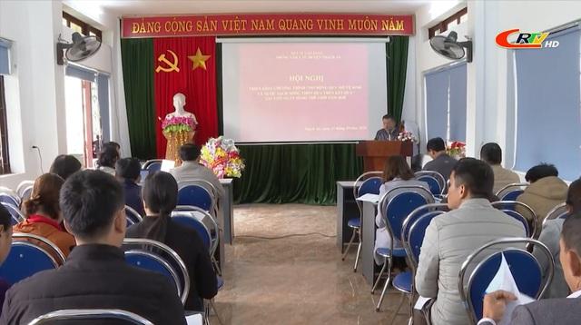 Thạch An, Cao Bằng: Triển khai chương trình Mở rộng quy mô vệ sinh và nước sạch nông thôn dựa trên kết quả năm 2020 - Ảnh 1.