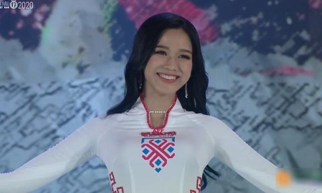 Nhan sắc mộc mạc và nụ cười hút hồn của Tân Hoa hậu Việt Nam 2020 - Ảnh 3.