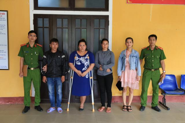 Vụ cô gái bị nhóm người đánh đập dã man ở Thừa Thiên – Huế: Khởi tố 4 bị can - Ảnh 3.