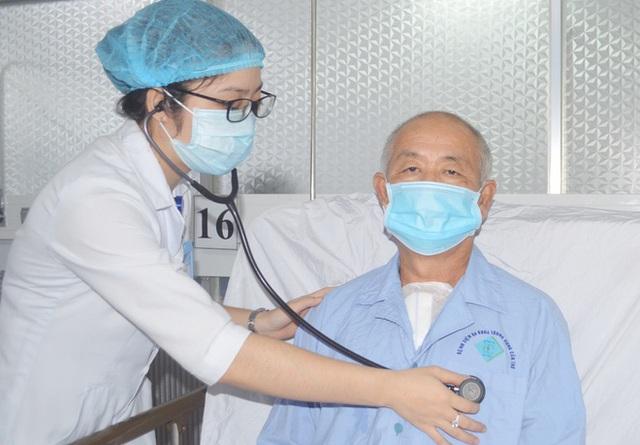Cứu bệnh nhân có nhóm máu hiếm - Ảnh 1.