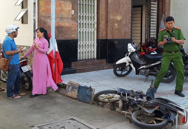 Nữ giáo viên bị cướp túi xách ngày 20/11 - Ảnh 2.