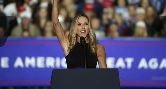 Con dâu nhà ông Trump lộ ý định tranh cử - Ảnh 2.