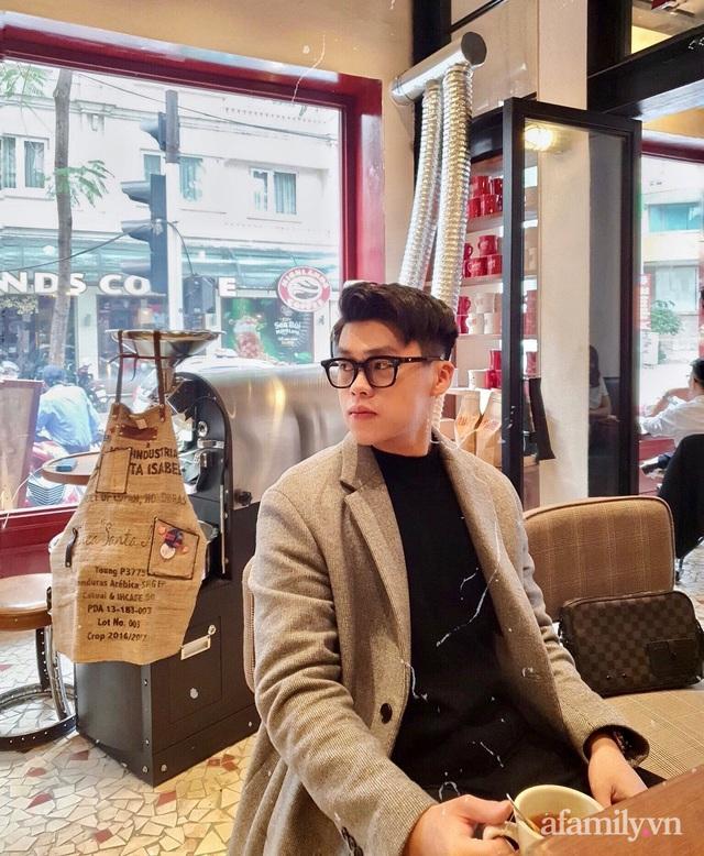 Gói gọn trong chi phí 50 triệu đồng, căn hộ 82m² của chàng trai Hà Nội độc thân vẫn cuốn hút người nhìn - Ảnh 2.