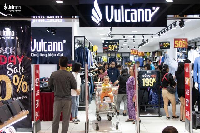 Đại tiệc Black Friday – Vulcano giảm Shock lên đến 50% - Ảnh 2.