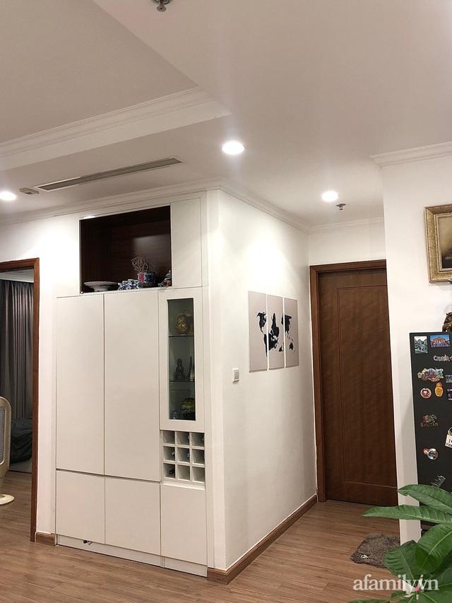 Gói gọn trong chi phí 50 triệu đồng, căn hộ 82m² của chàng trai Hà Nội độc thân vẫn cuốn hút người nhìn - Ảnh 12.