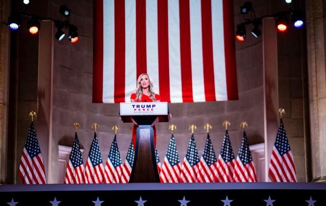 Con dâu nhà ông Trump lộ ý định tranh cử - Ảnh 3.