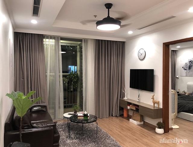 Gói gọn trong chi phí 50 triệu đồng, căn hộ 82m² của chàng trai Hà Nội độc thân vẫn cuốn hút người nhìn - Ảnh 5.
