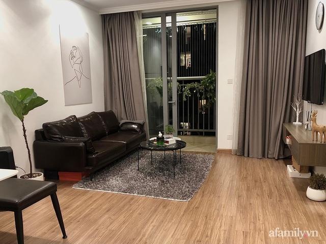 Gói gọn trong chi phí 50 triệu đồng, căn hộ 82m² của chàng trai Hà Nội độc thân vẫn cuốn hút người nhìn - Ảnh 6.