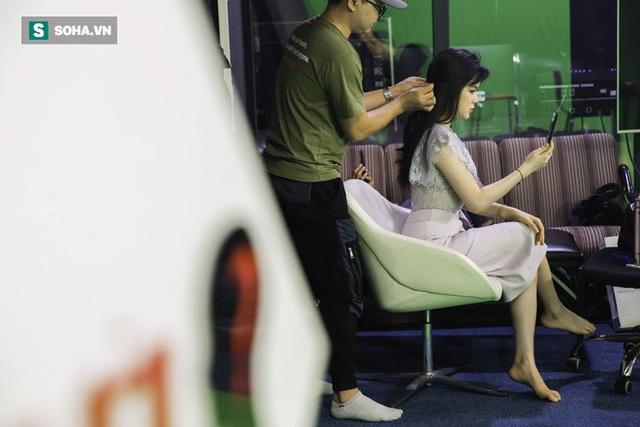 Cuộc sống quay cuồng công việc, cơm đường cháo chợ của nữ MC xinh đẹp Hà Đan - Ảnh 7.