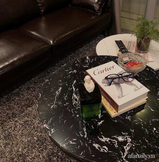 Gói gọn trong chi phí 50 triệu đồng, căn hộ 82m² của chàng trai Hà Nội độc thân vẫn cuốn hút người nhìn - Ảnh 7.
