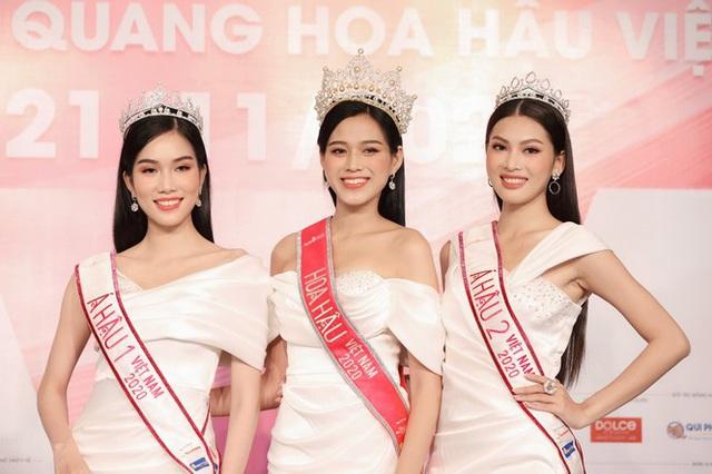 BTC Hoa hậu Việt Nam 2020 và Tân Hoa hậu nói gì về những hạt sạn đêm chung kết và nghi vấn mua giải? - Ảnh 2.