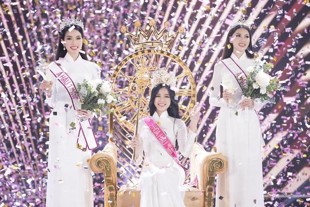 Phần thi ứng xử của Tân Hoa hậu Đỗ Thị Hà được cho là chưa thuyết phục - Ảnh 2.