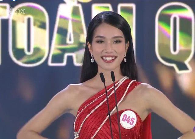 Chung kết Hoa hậu Việt Nam 2020 mất điểm với nhiều hạt sạn không đáng có - Ảnh 9.